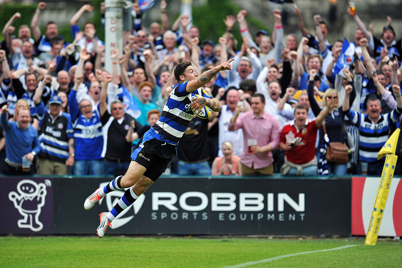 Matt Banahan try