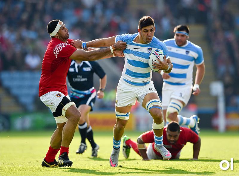 Pablo Matera - Argentina v Tonga