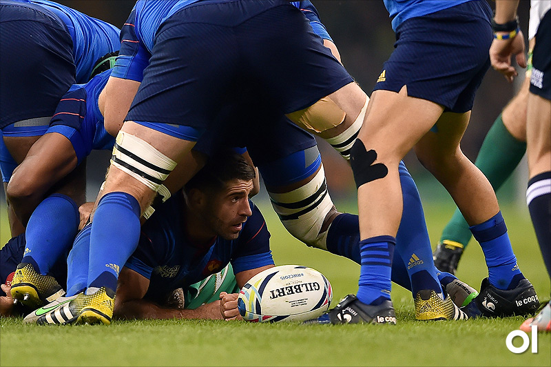 Sebastien Tillous-Borde - France v Ireland
