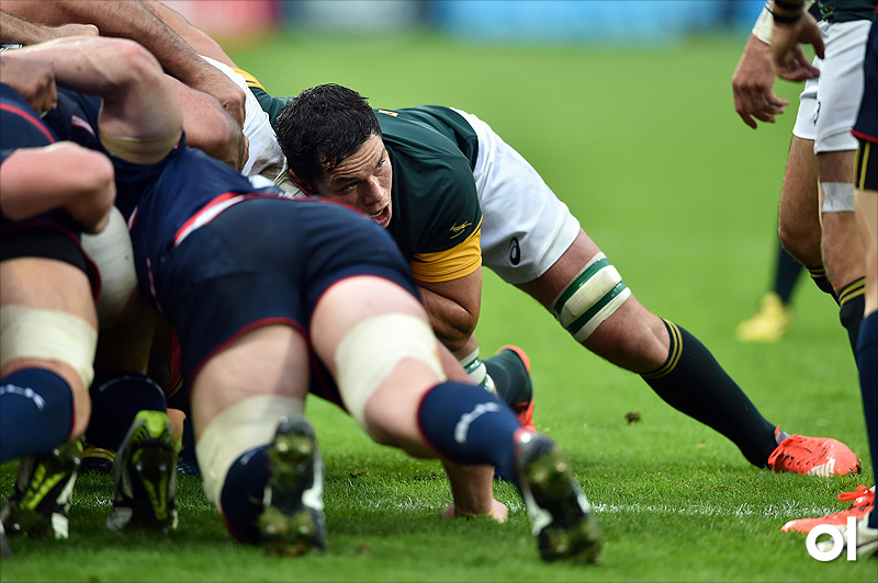 Francois Louw - South Africa v USA