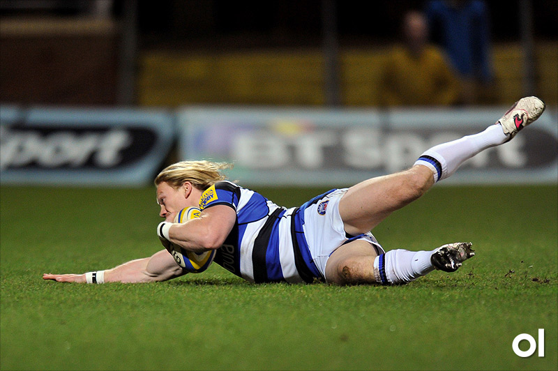 Tom Biggs - Northampton Wanderers v Bath United