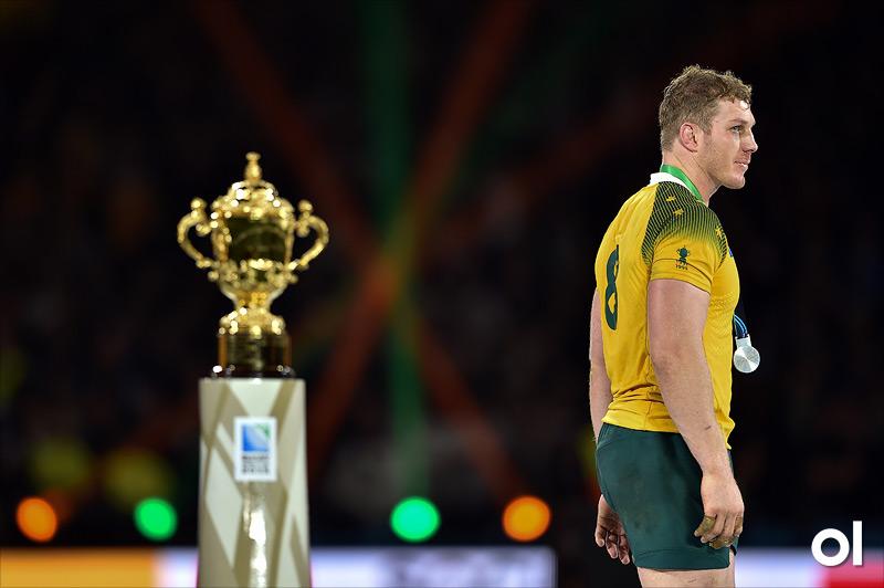 David Pocock - New Zealand v Australia