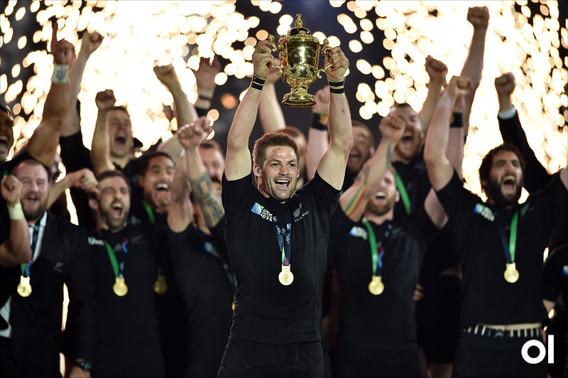 Richie McCaw - New Zealand v Australia