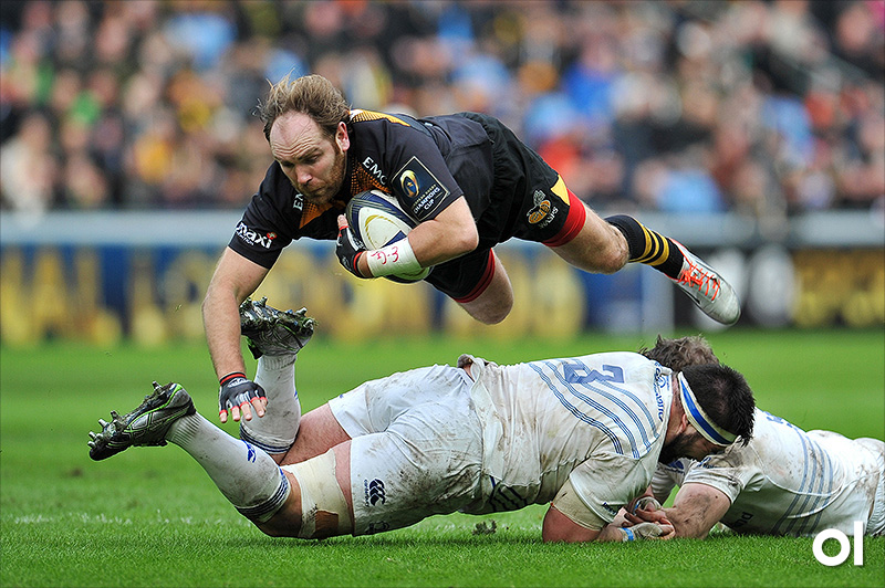 Andy Goode - Wasps v Leinster
