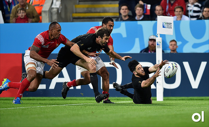 Nehe Milner-Skudder - New Zealand v Tonga