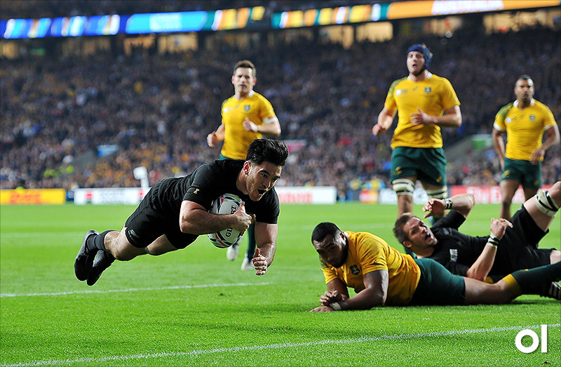 Nehe Milner-Skudder - New Zealand v Australia