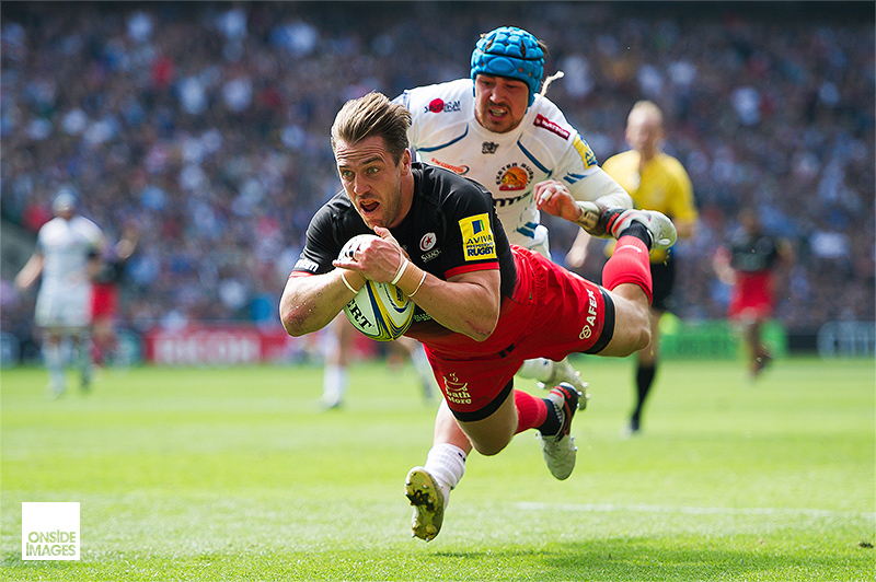Chris Wyles - Aviva Premiership Final, Saracens v Exeter Chiefs