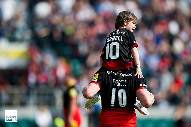 Owen Farrell - Aviva Premiership Final, Saracens v Exeter Chiefs