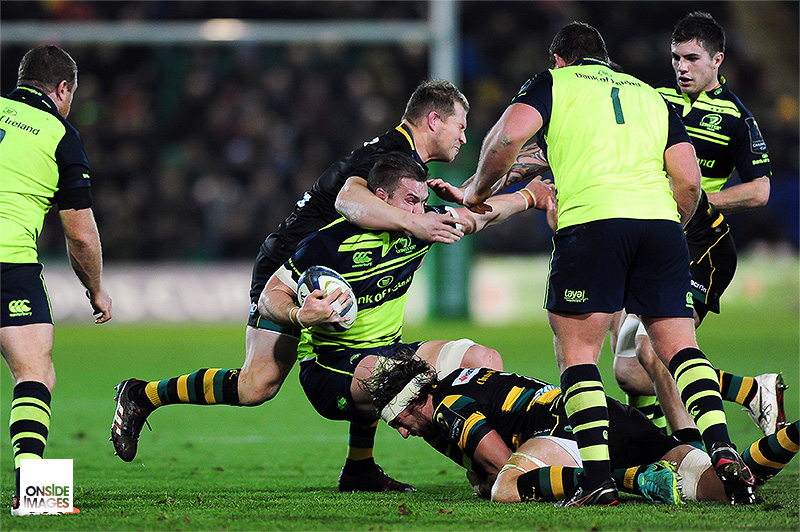 Dylan Hartley - Northampton Saints v Leinster